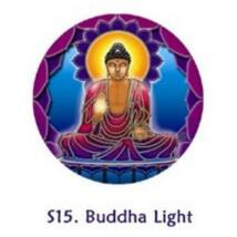 Ablak Matrica - Budhha Light