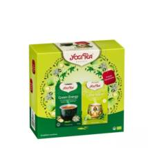 bio yogi tea frissítő kényeztetés szett 34db