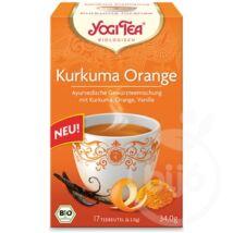 bio yogi tea kurkuma -narancs