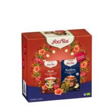 bio yogi tea melengető gyengédség szett 34db