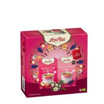bio yogi tea női harmónia szett 34db