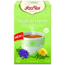 Yogi tea -  Alkaline Herbs - Lúgosító gyógynövényes tea