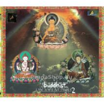 Buddhist Incantations 2, CD