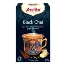Yogi tea - Black Chai - Fekete chai tea