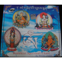 Buddhist Spiritual Chant, Metok Lhadon CD