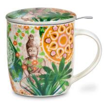 Teásbögre Szűrővel - Buddha paradicsomban