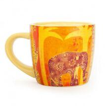 Yogi mug - Jógi bögre - jóga csésze - Elefantázia