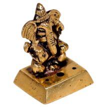 Mini Ganesha Füstölőtartó szobor