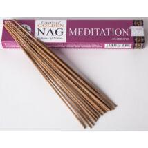 FÜSTÖLŐ - Golden Nag Meditation, lila