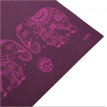 Bodhi Leela 4mm jógamatrac - Elefántos