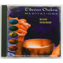 Tibeti csakra meditáció CD