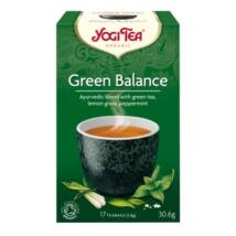 Yogi tea - Green Balance - Zöld egyensúly, bio
