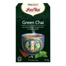 Yogi tea - Green Chai - Zöld Chai tea, bio