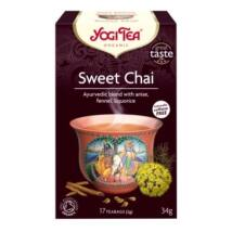 Yogi tea - Sweet Chai - Édes Chai tea