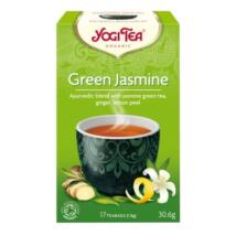 Yogi tea - Green Jasmine - Zöld Jázmin tea, bio