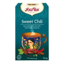 Yogi tea - Sweet Chili - Édes Csili Tea