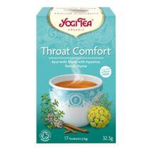 Yogi tea - Throat Comfort - Toroknyugtató