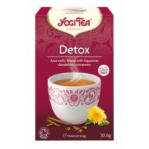 Yogi Tea - Detox - Tisztító, méregtelenítő tea