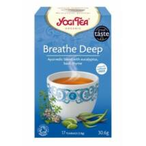Yogi Tea - Breathe Deep -mély lélegzet tea, 30,6 g