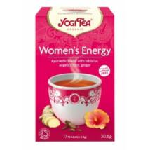 Yogi Tea - Women's Energy - Női energia tea, bio
