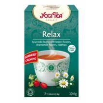 Yogi Tea - Relax - Relaxáló tea, bio