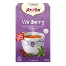 Yogi Tea - Wellbeing - Jól közérzet tea, bio