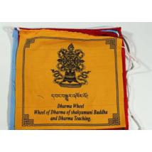 Imazászló a tibeti 8 szerencsejellel