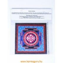 Ablakmatrica - Srí csakra (13cm)