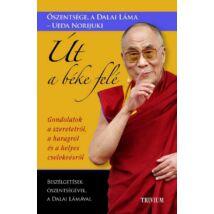 Őszentsége a Dalai Láma és Ueda Norijuki: Út a béke felé