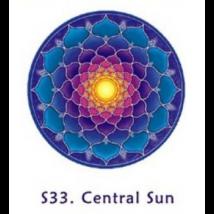 Ablakmatrica centrális nap 10,5cm
