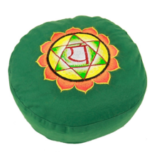 Meditációs párna Anahata csakra, szív csakra