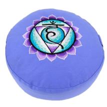 Meditációs párna Vishuddha csakra, torokcsakra