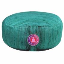 Meditációs párna selyemből