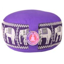 Meditációs párna elefánttal