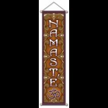 Namaste zászló 30x120 cm