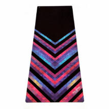 Yoga Design Lab Travel matrac 1mm Chevron Maya