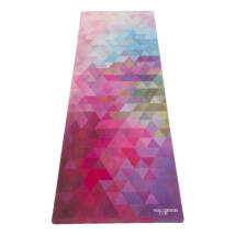 Yoga Design Lab Combo matrac, 3,5 mm, Tribeca Sand, Lila
