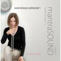 CD - Mantra sound meditációk