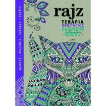 Rajz terápia - Meditációs színező könyv