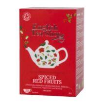 English Tea Shop bio fűszeres pirosgyümölcs tea 20db/csomag