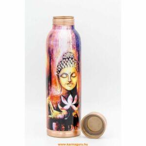 Vörösréz kulacs, Buddhával