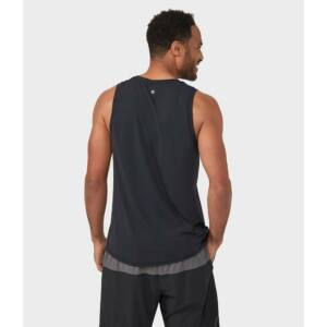 Manduka Férfi trikó - L -fekete (több méret)