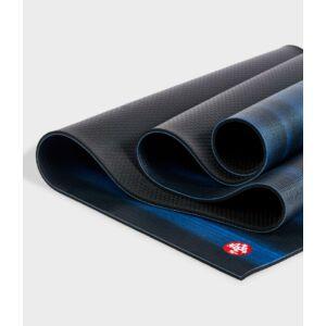 Manduka PROlite 4,7 mm jógaszőnyeg - black/blue - csíkos