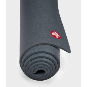 Manduka Black Mat Pro, 6 mm jógaszőnyeg - thunder - szürke