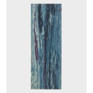 Manduka eko® lite yoga matrac-  4mm - kék mintás -mint marbled