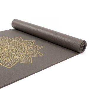 Bodhi RISHIKESH Premium 60 Golden mandala - szürkésbarna