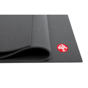 Manduka Black Mat Pro, 6 mm jógaszőnyeg - Black