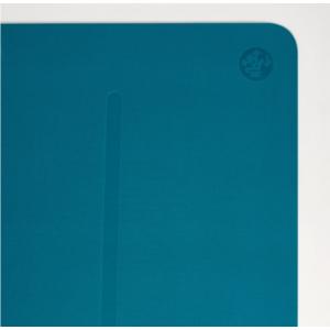 Manduka Begin - 5mm jógamatrac, bondi blue, sötét türkiz - sötétzöld