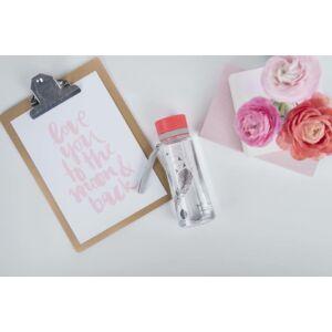EQUA BPA mentes kulacs - Madár 600 ml