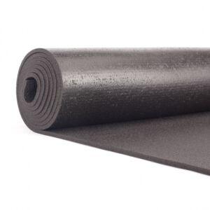 Bodhi Rishikesh 80 XL, 200 x 80 cm extra széles és hosszú jóga szőnyeg, fekete